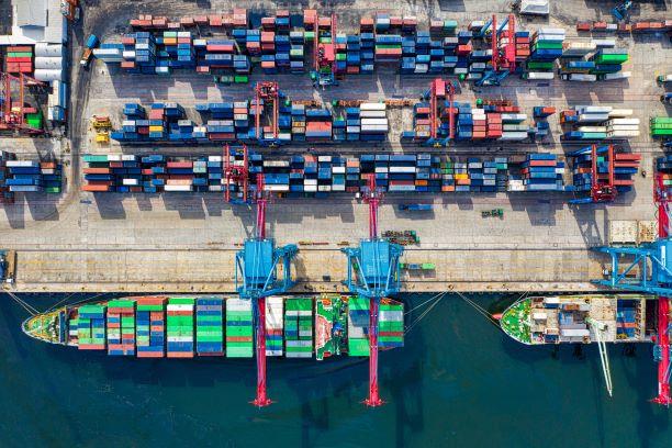 Supplier-chain management